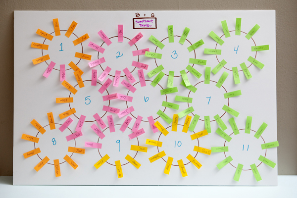 Intertwined Events_Wedding Seating Chart