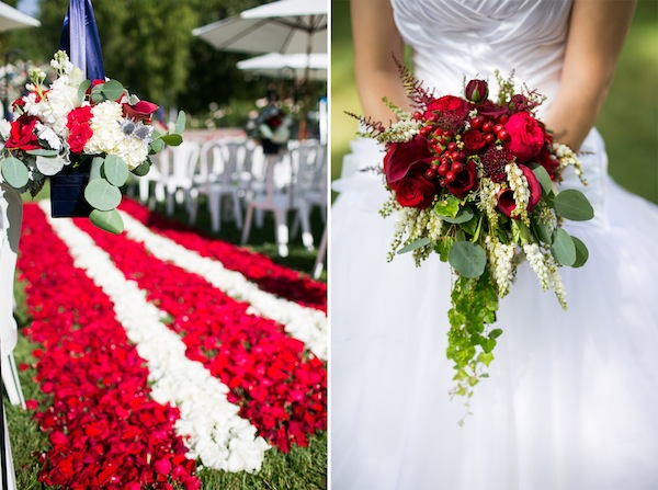 Wedding Americana 4th of July Weddings Intertwined Events