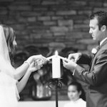 Real Wedding: Amber and Matt