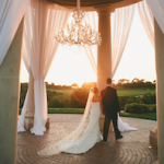XOXO Glam Pelican Hill Wedding