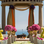 Over The Top Multi Cultural Wedding at Pelican Hill