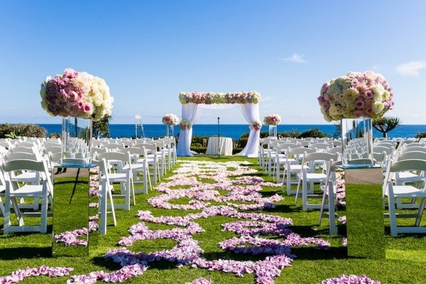 Intertwined Events_Magical Ombre Montage Wedding