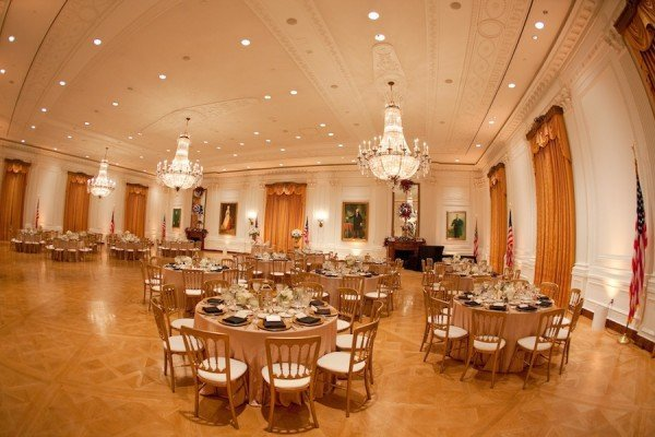 Intertwined Weddings at Nixon Library