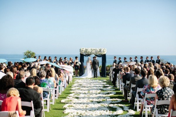 Intertwined Events Weddings At Montage Laguna Beach