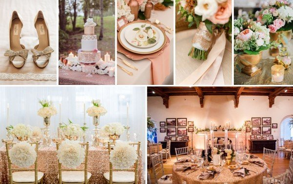 Intertwined Events_Rose Gold Inspiration Wedding Trends