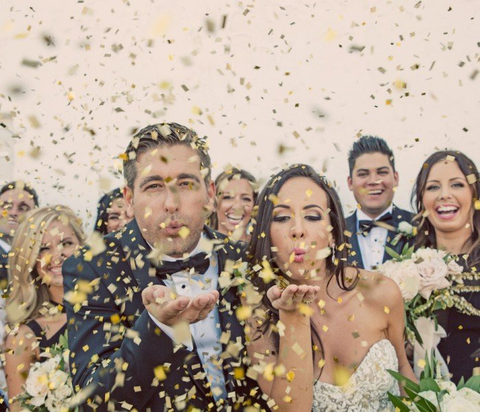 AN INTERTWINED EVENT: GORGEOUS WEDDING AT THE CASINO SAN CLEMENTE