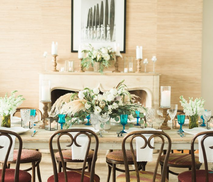 AN INTERTWINED EVENT: BRIGHT, BOHO BRIDAL SHOWER