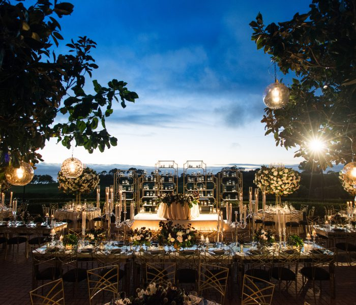 AN INTERTWINED EVENT: GLAMOROUS MULTICULTURAL WEDDING AT PELICAN HILL RESORT