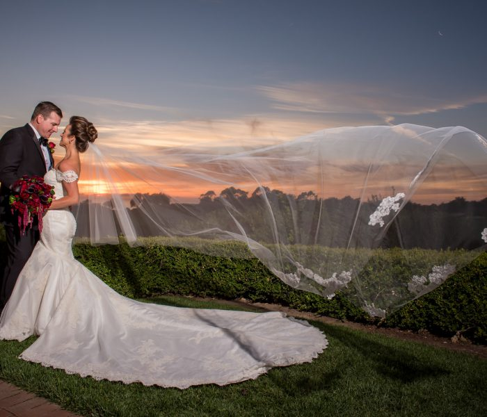 REAL WEDDING VIDEO: ROMANTIC RED WEDDING AT PELICAN HILL RESORT