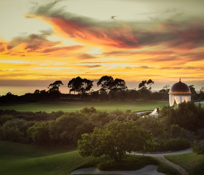 AN INTERTWINED EVENT: ROMANTIC RED WEDDING AT PELICAN HILL RESORT
