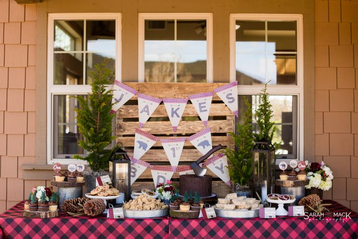 Intertwined Events _ A Little Lumberjack's First Birthday