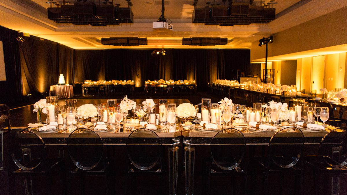 An Intertwined Event Alluring Candlelight Wedding Intertwined