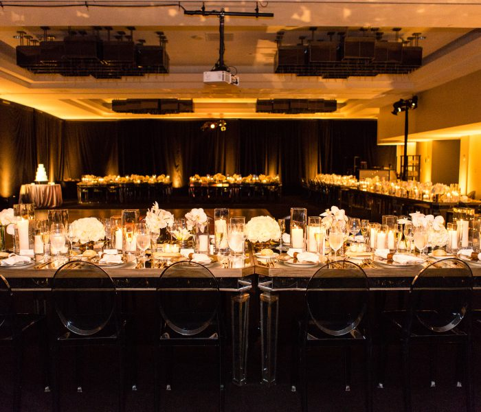 AN INTERTWINED EVENT: ALLURING CANDLELIGHT WEDDING