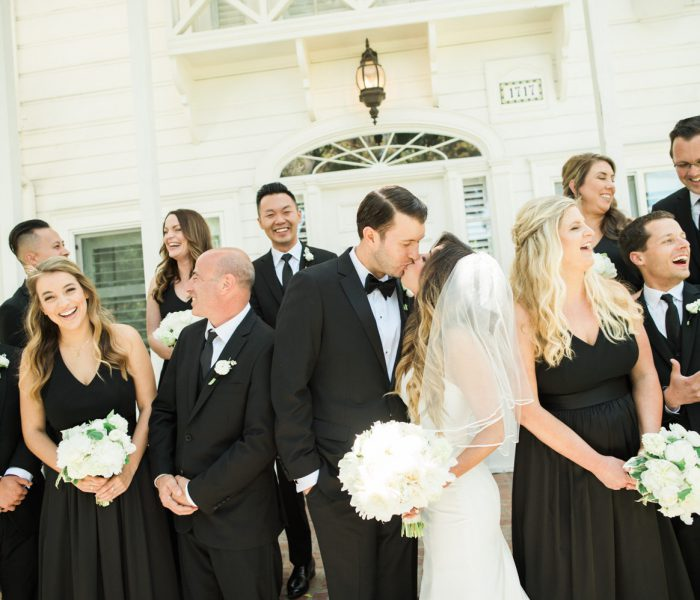 REAL WEDDING VIDEO: ELEGANT, BARN HOUSE WEDDING AT LOMBARDI HOUSE