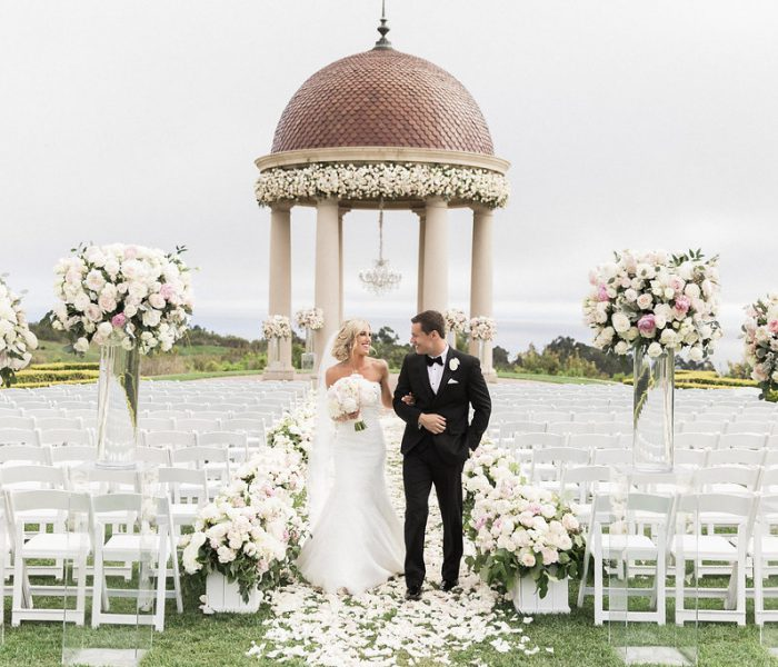 AN INTERTWINED EVENT: THE PERFECT ROMANTIC WEDDING AT THE RESORT AT PELICAN HILL