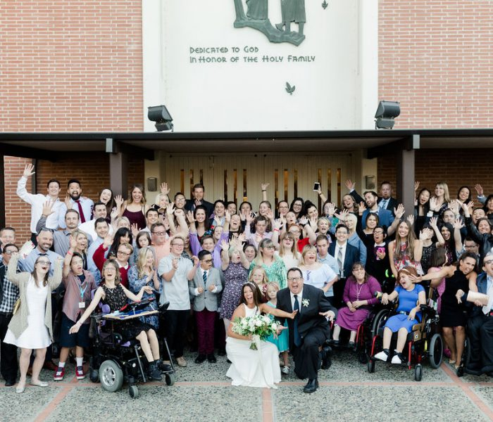 AN INTERTWINED EVENT: KATIE AND TIM TIE THE KNOT