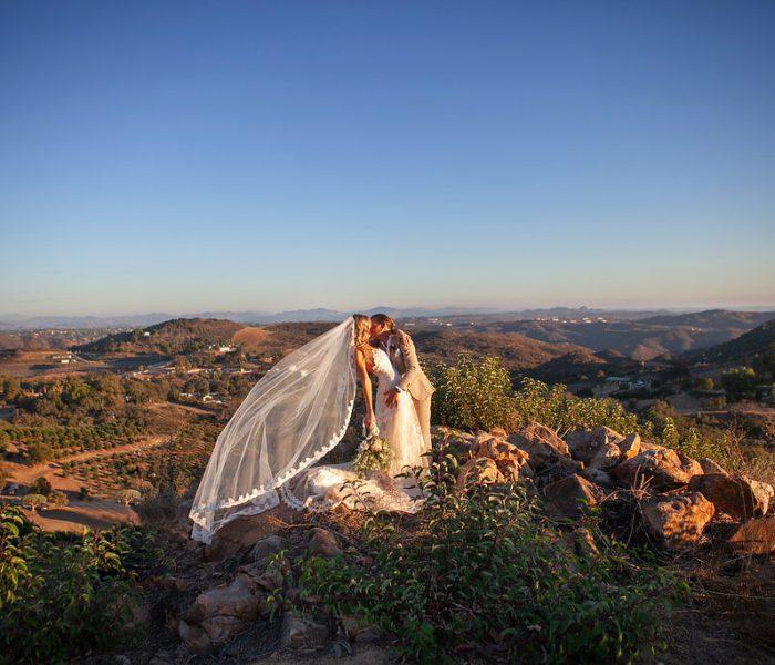 AN INTERTWINED EVENT: BOHO ROCKER WEDDING AT RANCHO PAVO REAL