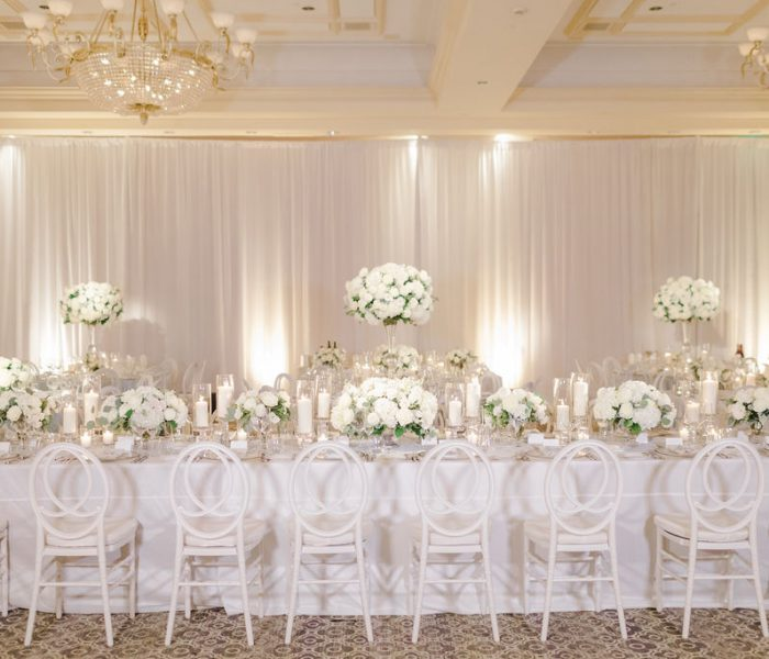 AN INTERTWINED EVENT: DREAMY WHITE WEDDING AT MONARCH BEACH RESORT