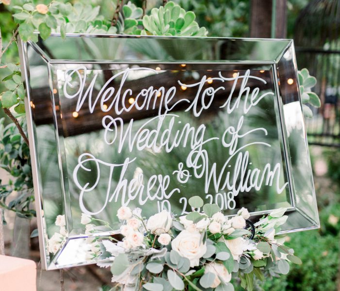 AN INTERTWINED EVENT: UTTERLY ROMANTIC WEDDING AT RANCHO LAS LOMAS