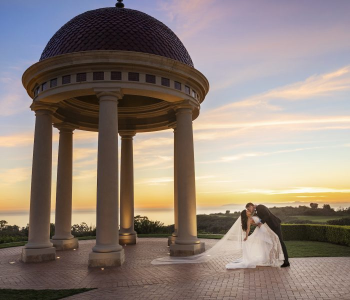 AN INTERTWINED EVENT: LUXE GARDEN WEDDING AT THE RESORT AT PELICAN HILL