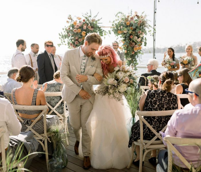 AN INTERTWINED EVENT: MERMAID DREAMS AT THE DECK ON LAGUNA FEATURED ON WEDDING CHICKS