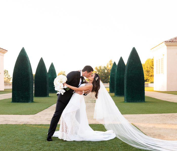REAL WEDDING VIDEO: CELEBRATING MARIA AND ERIC'S MARRIAGE WITH A ROCKING DANCE PARTY
