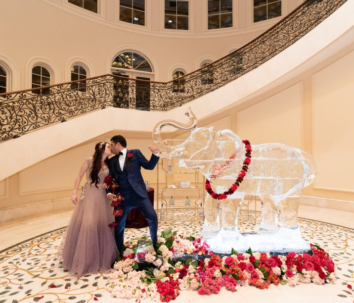 AN INTERTWINED EVENT: BOLD AND BEAUTIFUL MULTICULTURAL WEDDING AT MONARCH BEACH RESORT