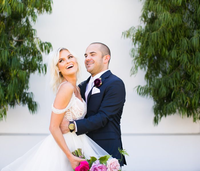 AN INTERTWINED EVENT: PINE FOREST WEDDING WITH POPS OF COLOR