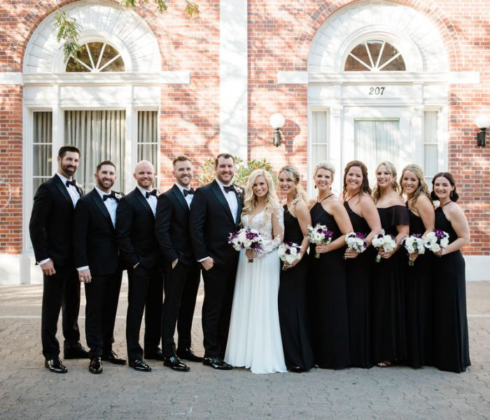 AN INTERTWINED EVENT: CHARMING AND ROMANTIC WEDDING AT THE ESTATE ON SECOND