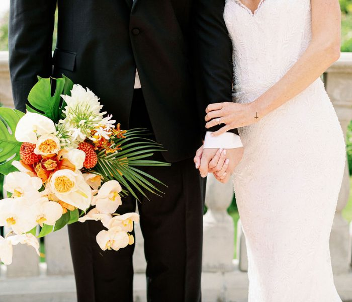 AN INTERTWINED EVENT: TROPICAL PARADISE AT BEL AIR BAY CLUB