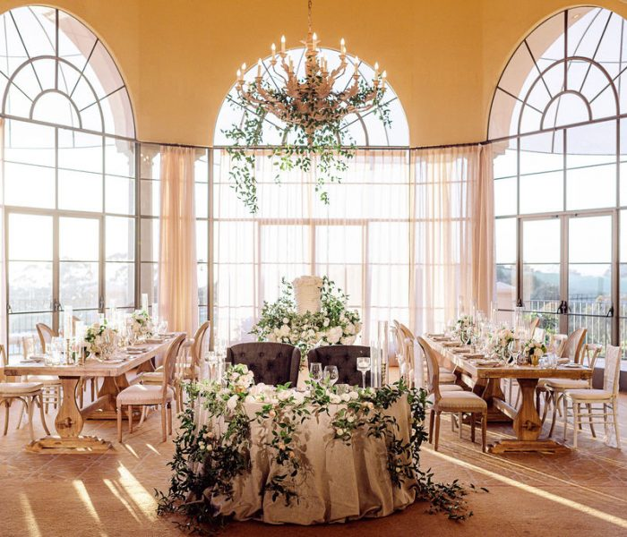 AN INTERTWINED EVENT: FRENCH GARDEN WEDDING AT PELICAN HILL