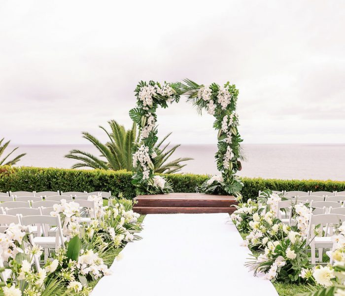 REAL WEDDING VIDEO: JENNIE AND MORGAN'S TROPICAL PARADISE