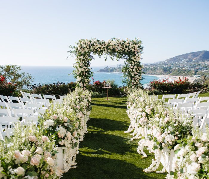 INSPIRATION FROM INTERTWINED: TOP 5 WEDDING AISLE STYLES