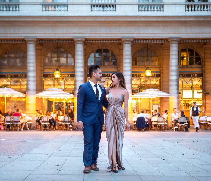 ENGAGEMENT: TRANG AND ANGELO