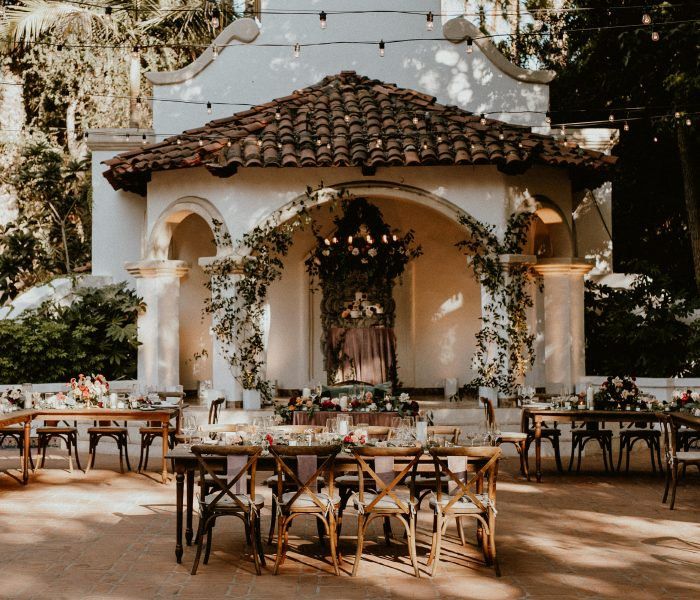 AN INTERTWINED EVENT: A CLASSIC, ROMANTIC WEDDING AT RANCHO LAS LOMAS