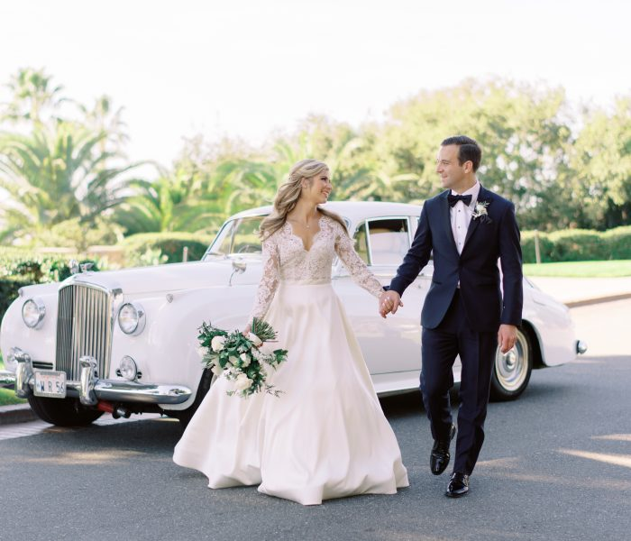 AN INTERTWINED EVENT: A TIMELESS, FLORAL MICRO-WEDDING IN DANA POINT