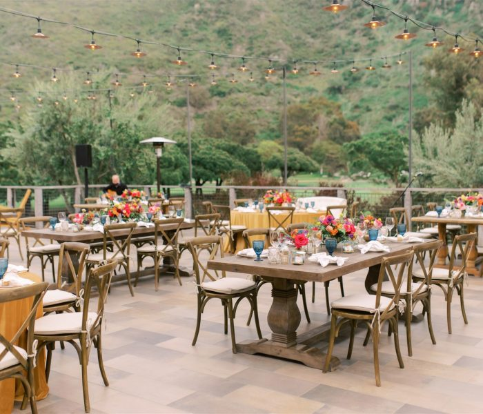 AN INTERTWINED EVENT: A BRIGHT, FLORAL REHEARSAL DINNER AT THE RANCH LAGUNA BEACH