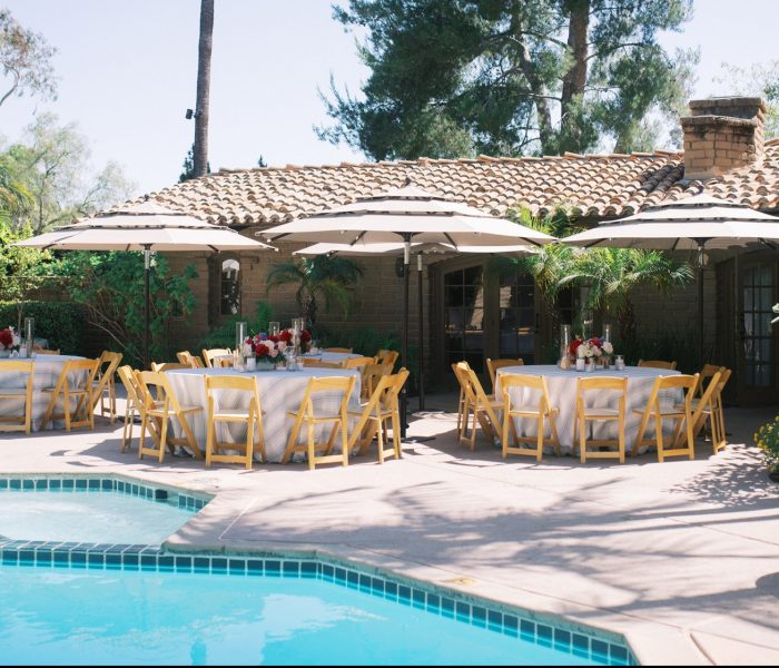 AN INTERTWINED EVENT: A BEAUTIFUL, SUMMERTIME WELCOME PARTY AT RANCHO VALENCIA