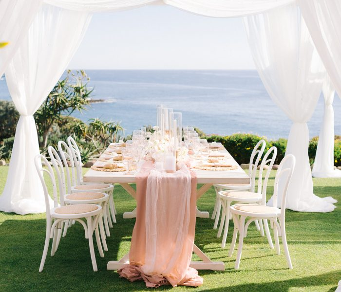 AN INTERTWINED EVENT: ROMANTIC SEASIDE NUPITALS AT THE MONTAGE LAGUNA