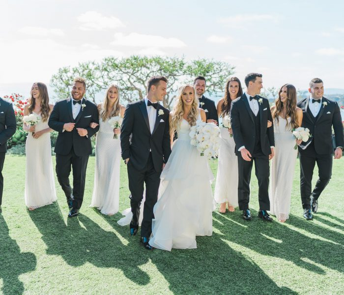 AN INTERTWINED EVENT: UTTERLY PERFECT BEACHSIDE WEDDING AT THE RITZ CARLTON